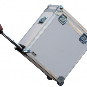 Safe Case Rolling Mac Case