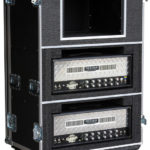 Dual Head w/ Shock Rack Road Case